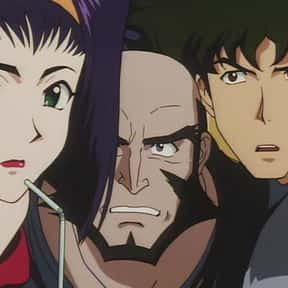Spike, Jet, And Faye - Cowboy  is listed (or ranked) 11 on the list The 20+ Greatest Anime Trios Of All Time