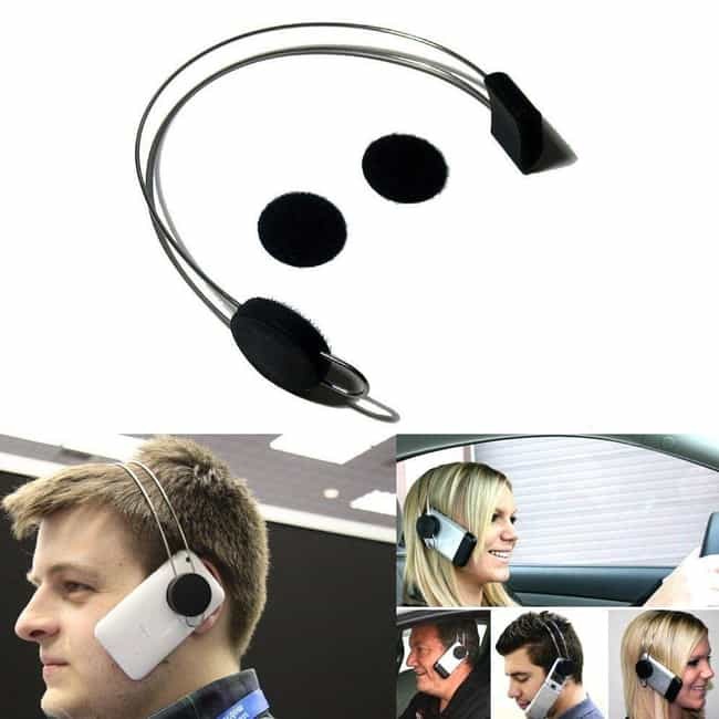 This Idiotic Phone Headb... is listed (or ranked) 3 on the list If You Own Any Of These Phone Accessories, Then You're The Worst