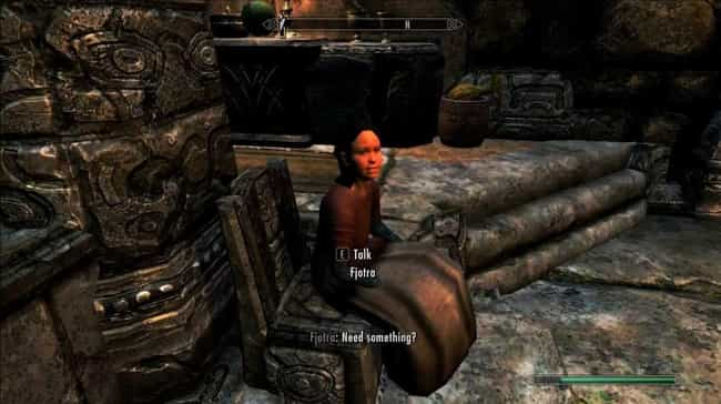 The Player Forces A Youn... is listed (or ranked) 1 on the list The Most Intensely Disturbing Quests In All Of 'The Elder Scrolls'