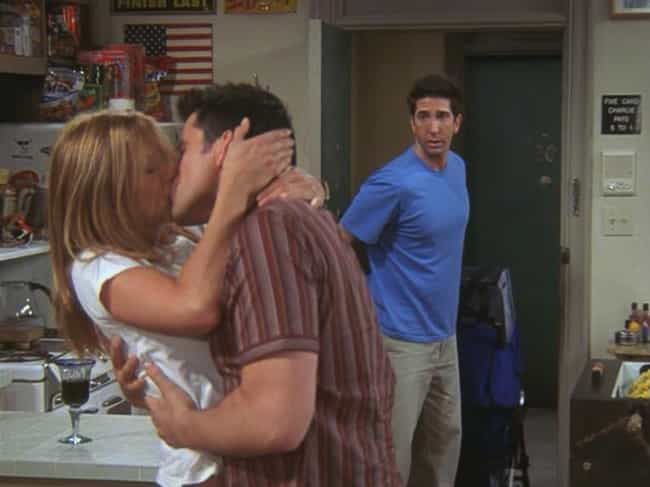 Rachel And Joey, 'Friend... is listed (or ranked) 2 on the list 14 Insufferable Relationships That Almost Ruined Great TV Shows