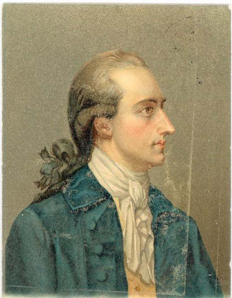 Goethe Saw Mozart Perform At Age 7, And Compared His Genius To Shakespeare's