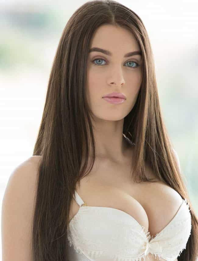Lana Rhoades is listed (or ranked) 1 on the list The Best Porn Stars With Natural Breasts