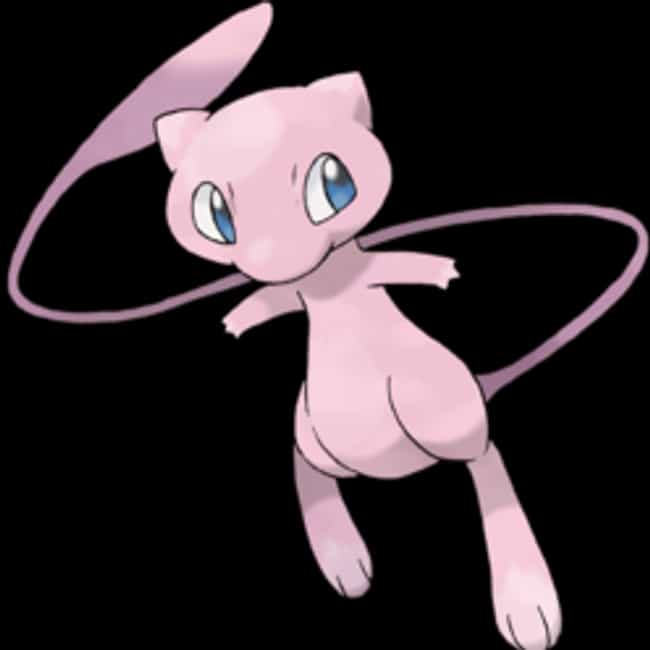 Mew Is An Average Of All Existing Pok??mon, And That's Where His Name Comes From