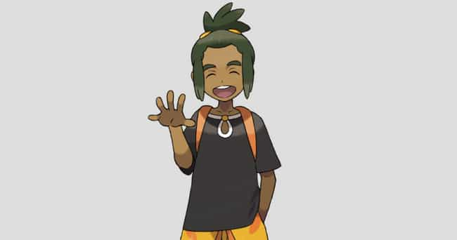 You Play As The Rival In Pok??mon Sun and Moon, Not The Protagonist