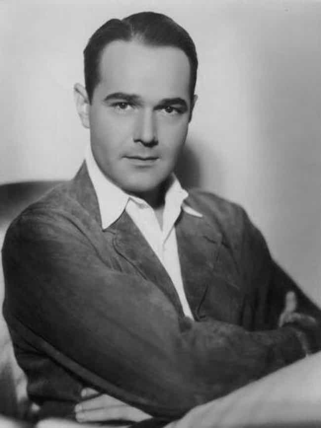 He Was In Love And Refus... is listed (or ranked) 1 on the list Why William Haines, One Of Hollywood's First Openly Gay Superstars, Stayed Out Of The Closet