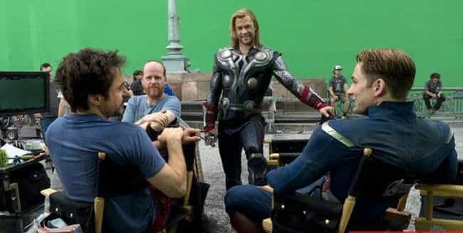Avengin' Ain't Easy is listed (or ranked) 1 on the list Behind-The -Scenes Pictures Of Marvel Actors Just Being Best Buds
