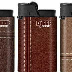 Djeep is listed (or ranked) 8 on the list The Best Lighter Brands