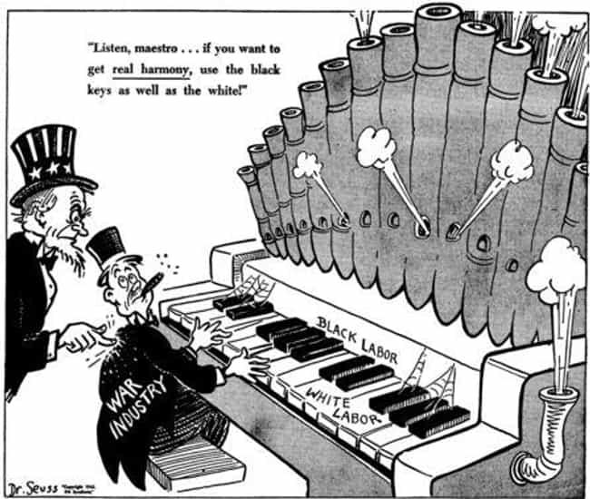 Dr  Seuss's Political World War II Propaganda Proves He's Not The Man You  Thought He Was