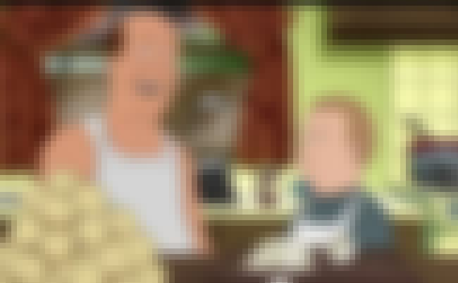 Bill Passes On The Dauterive F... is listed (or ranked) 4 on the list Hank Isn't Bobby's Biological Father On King Of The Hill And We Can Prove It