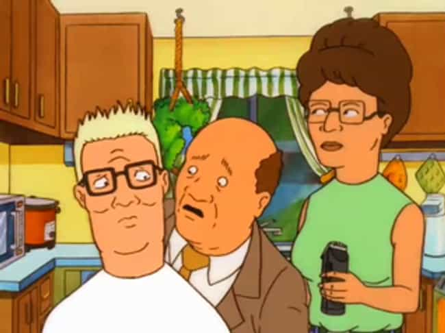 Peggy Resents Bill is listed (or ranked) 4 on the list Hank Isn't Bobby's Biological Father On King Of The Hill And It's Obvious If You Pay Attention