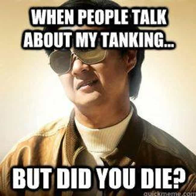 Everybody's A Critic is listed (or ranked) 2 on the list The 20+ Most Hilarious Tank Memes On The Internet