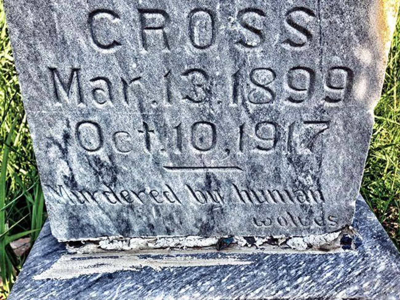 This Teen Done In By 'Huma is listed (or ranked) 2 on the list These Cryptic Messages On Tombstones Only Hint At Their Terrifying Backstories