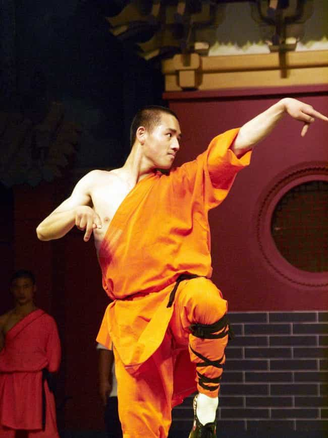 Shaolin Monk Training is listed (or ranked) 1 on the list 8 Craziest Training Methods in Martial Arts