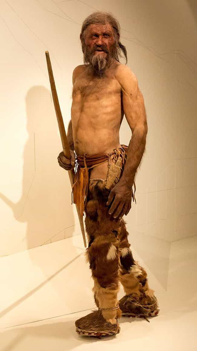 Ötzi Was Murdered And May Be S... is listed (or ranked) 1 on the list Scientists Found A Perfectly Preserved Ice Corpse - And Then, One By One, They Died