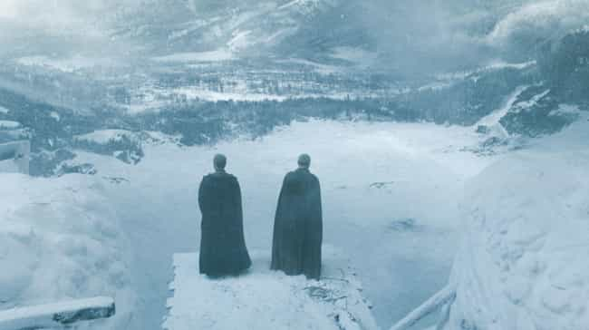 The Vistas Are Breathtaking is listed (or ranked) 1 on the list Why Game Of Thrones Actually Tells A Better Story Than The Books