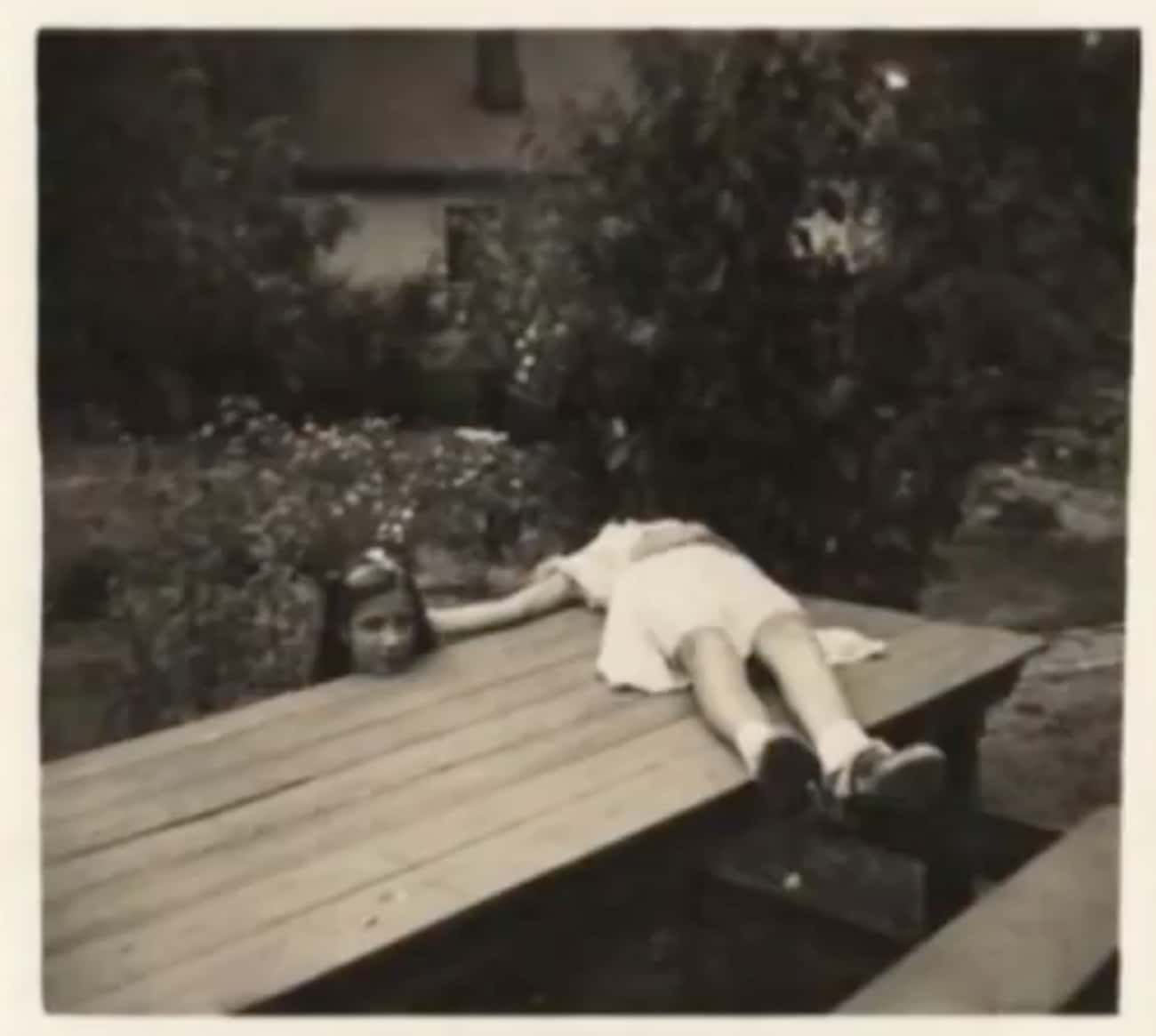 The Photo Fad Was Known As Horsemaning