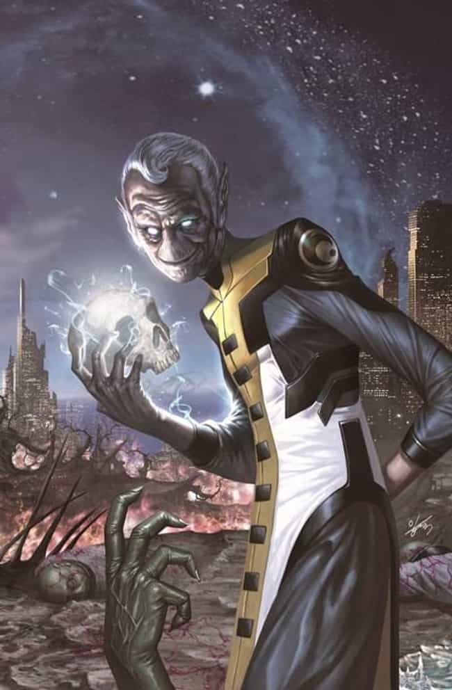Ebony Maw is listed (or ranked) 4 on the list The Secret History Of The Black Order, The Most Terrifying Villain Team In Marvel History
