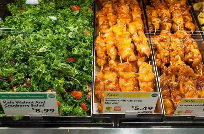 They've Been Sued Severa... is listed (or ranked) 4 on the list These Upsetting Behind-The-Scenes Stories From Whole Foods Will Change The Way You Grocery Shop