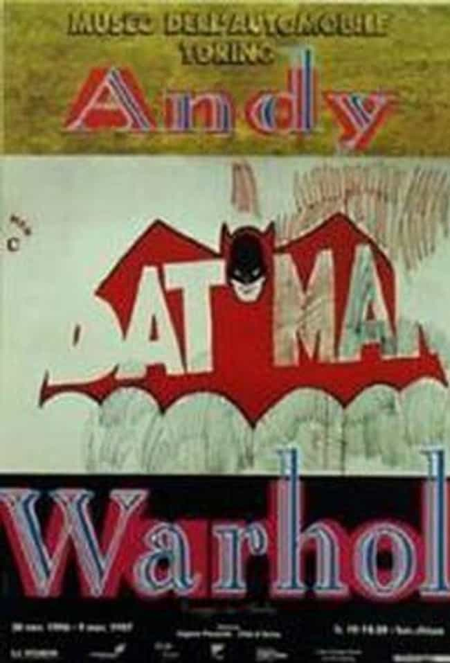 Andy Warhol's 'Batman Dracula'... is listed (or ranked) 3 on the list Lost Films That Were Discovered In Bizarre Places