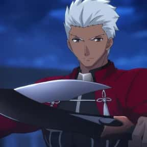 Archer is listed (or ranked) 19 on the list The 30+ Most Badass Anime Characters Who Dual Wield Weapons