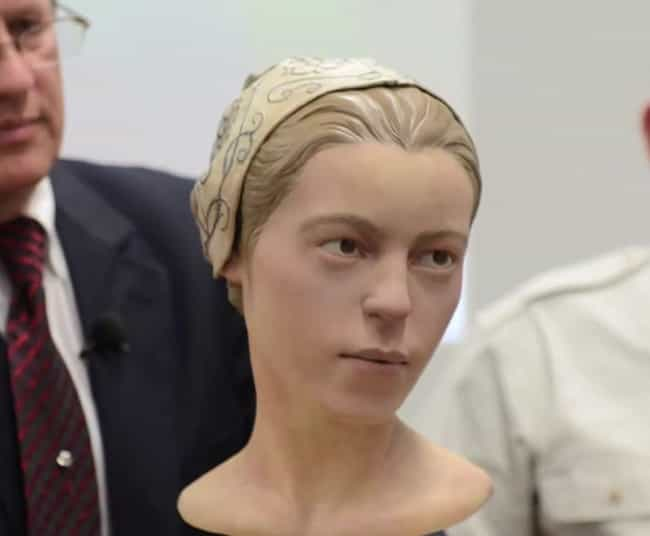 A 14-Year-Old Girl's Skull... is listed (or ranked) 2 on the list New Evidence Proves Starving Settlers At Jamestown Cannibalized A Teenage Girl