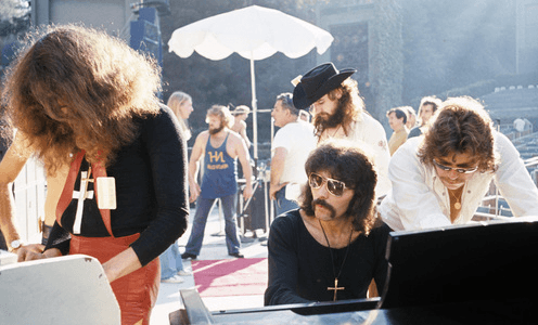 Random Drug-Fueled, Sordid Tales From Black Sabbath's Heyday That Prove Just How Unhinged They Really W