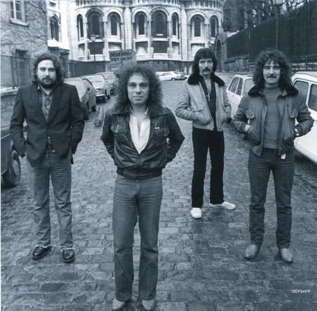 Tony Iommi Set Bill Ward... is listed (or ranked) 3 on the list Drug-Fueled, Sordid Tales From Black Sabbath's Heyday That Prove Just How Unhinged They Really Were
