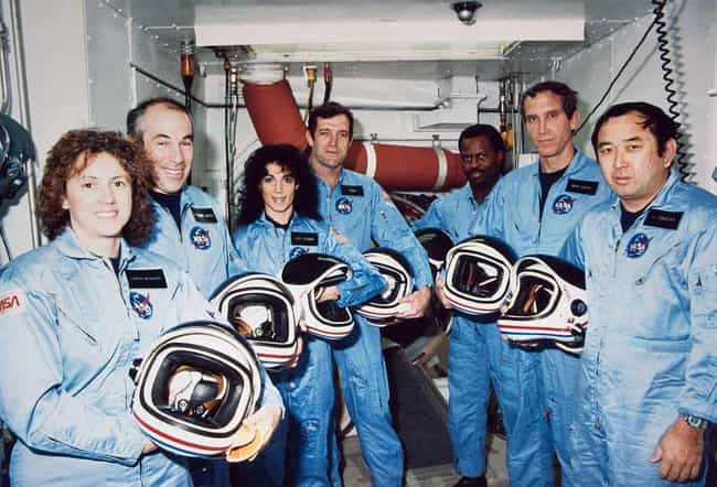 Their Descent Took Two-And-A-H... is listed (or ranked) 4 on the list The Crew Of The Challenger Was Alive The Entire Fall - And NASA Tried To Cover It Up