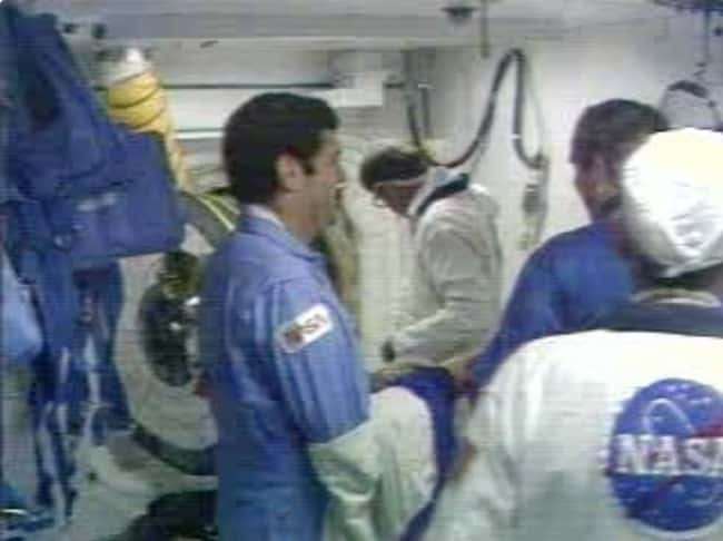 The Crew Was Highly Trained An is listed (or ranked) 5 on the list The Crew Of The Challenger Was Alive The Entire Fall - And NASA Tried To Cover It Up