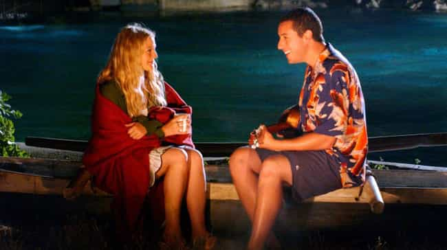 Can Lucy Even Love Henry? is listed (or ranked) 4 on the list 50 First Dates Isn't Romantic - It's About A Guy Who Takes Advantage Of A Disabled Woman