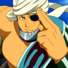 Simon is listed (or ranked) 16 on the list 30+ Anime Characters Who Know How To Rock An Eyepatch