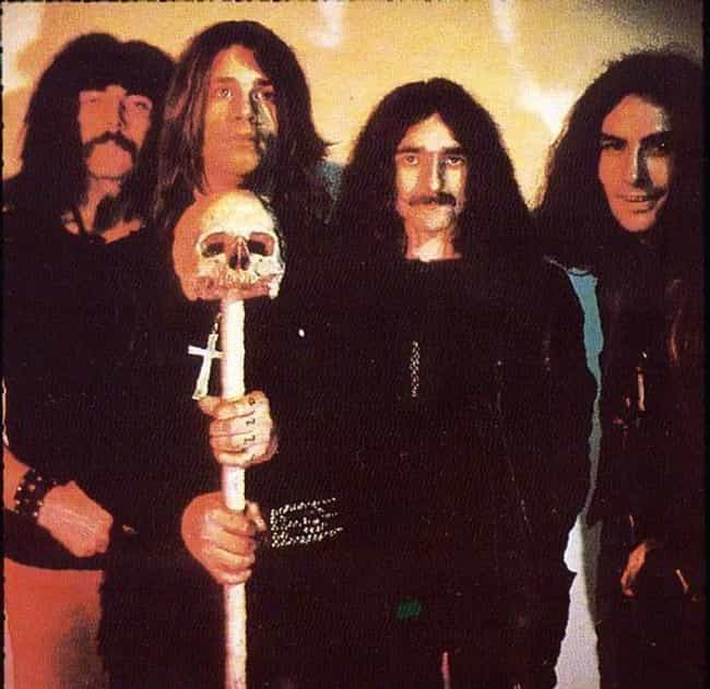 No One Was Totally Sure Where ... is listed (or ranked) 2 on the list Drug-Fueled, Sordid Tales From Black Sabbath's Heyday That Prove Just How Unhinged They Really Were