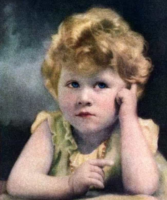 A Cherub-Cheeked Royal C... is listed (or ranked) 1 on the list Young Photos of Queen Elizabeth II You've Never Seen Before