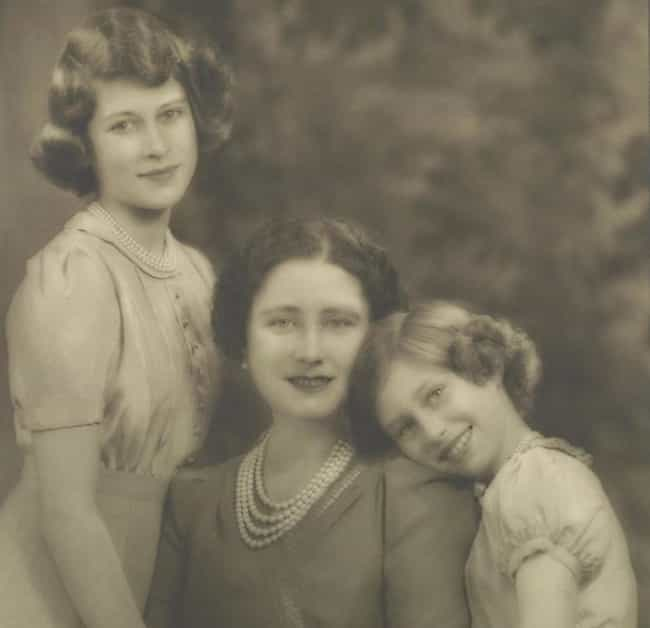 The Queen Mum And Her Tw... is listed (or ranked) 4 on the list Young Photos of Queen Elizabeth II You've Never Seen Before