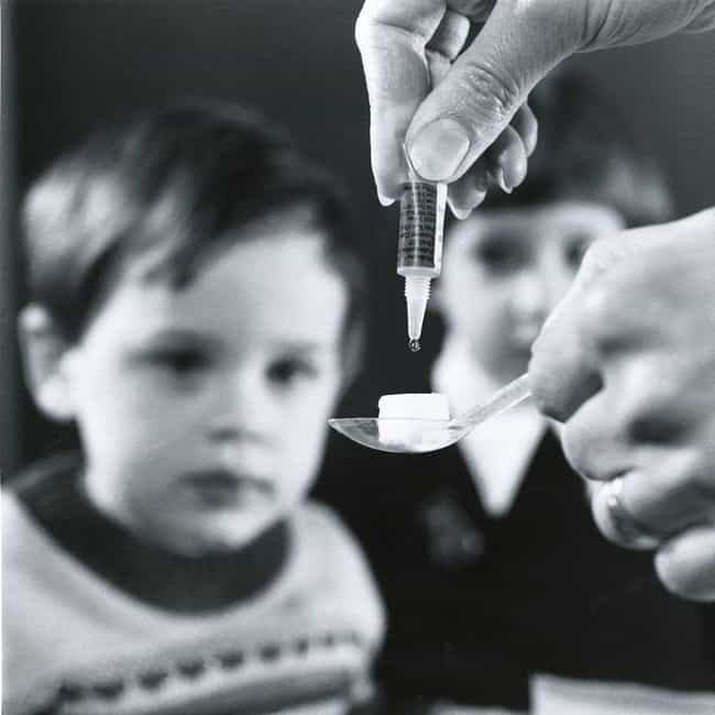 Vaccines Stopped The Disease F... is listed (or ranked) 4 on the list The Tragic Yet Fascinating History Of The Polio Vaccine