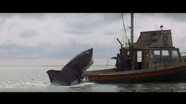 Jaws Led To The Over-Hun... is listed (or ranked) 2 on the list 10 Movies That Accidentally Impacted The World