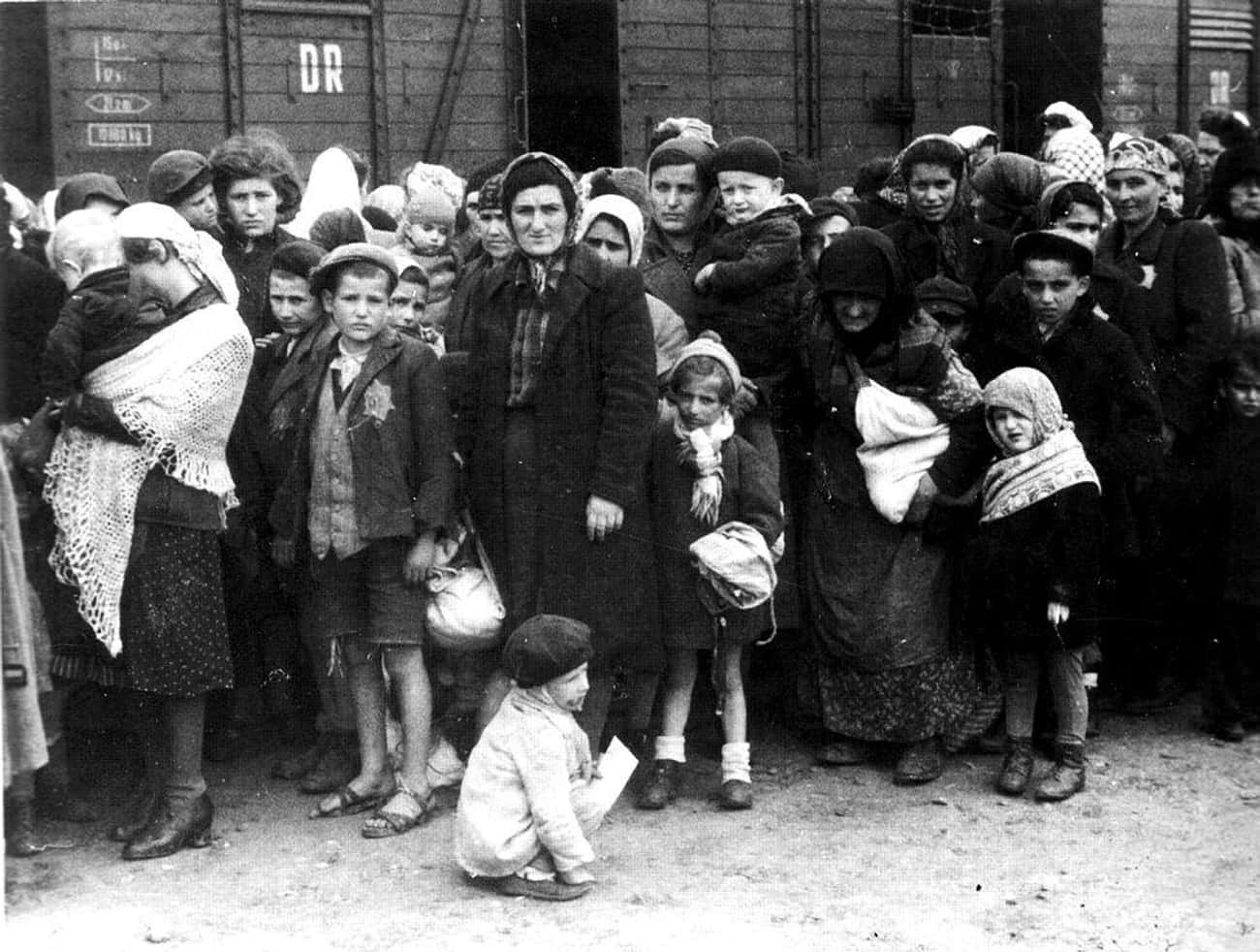The Final Solution - Between 6 is listed (or ranked) 2 on the list History's Biggest Mass Deportations and What the Consequences Were