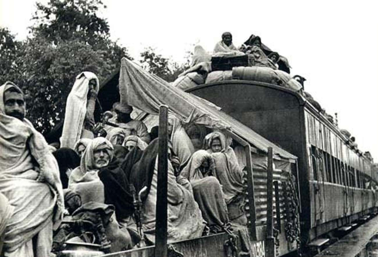 The Partition Of India And Pak is listed (or ranked) 1 on the list History's Biggest Mass Deportations and What the Consequences Were