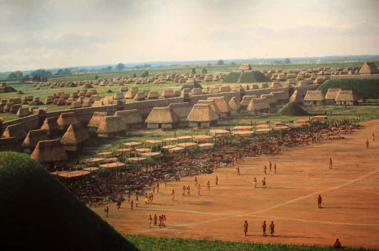 Famed For Its Mounds, Cahokia Was A Planned City
