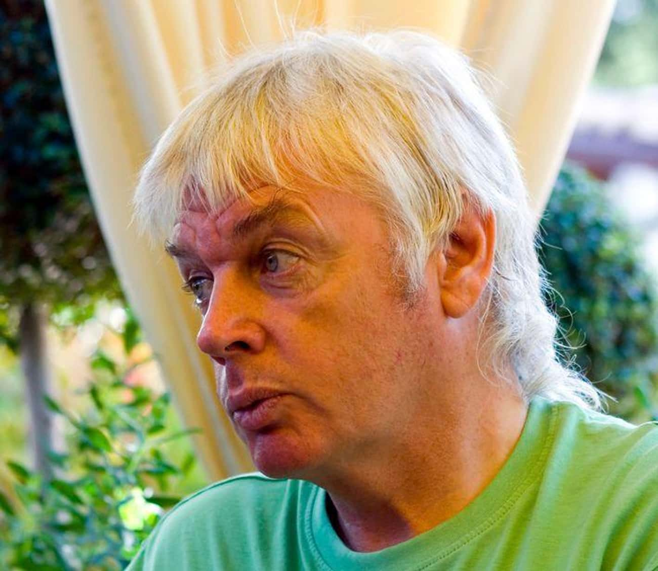 David Icke Popularized The Lizard People Theory And Believes That They Created The Human Race