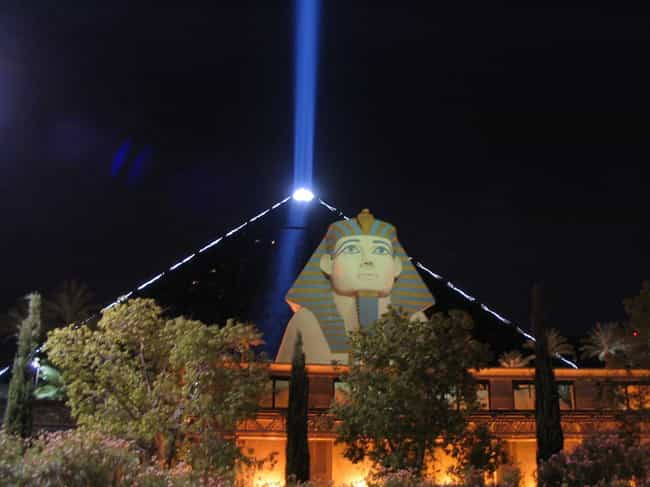 Spirits Of Suicide Victims Hau... is listed (or ranked) 4 on the list The Most Dazzling Las Vegas Ghost Stories Ever Told