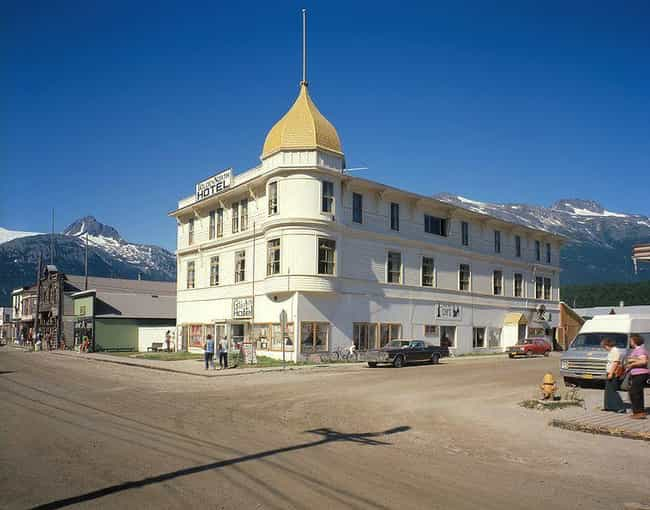 Scary Mary Might Haunt T... is listed (or ranked) 2 on the list Spooky Stories From Denali, AK