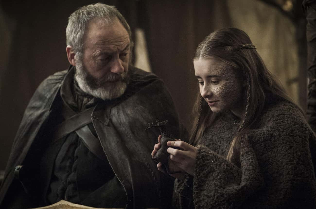 Ser Davos Was Nearly Killed By is listed (or ranked) 4 on the list The Secret History Of The Iron Bank Of Braavos