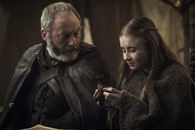 Ser Davos Was Nearly Killed By... is listed (or ranked) 4 on the list The Secret History Of The Iron Bank Of Braavos