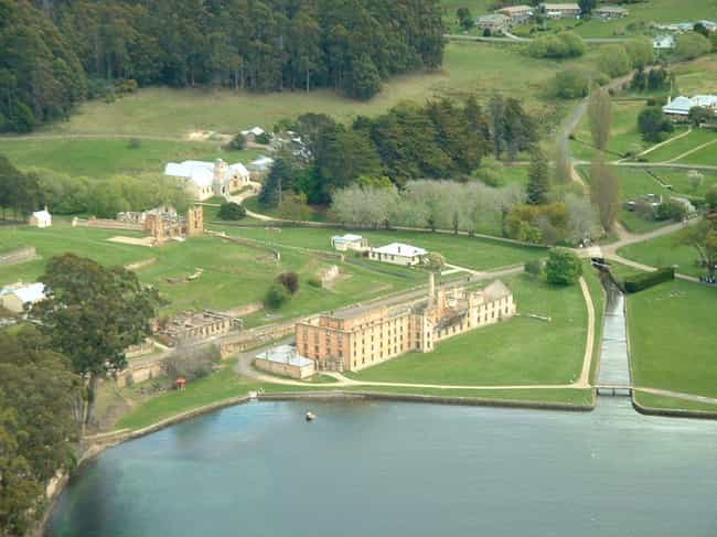 The Spirits Of Tormented... is listed (or ranked) 1 on the list Port Arthur, Tasmania - The Most Haunted Town In The Southern Hemisphere