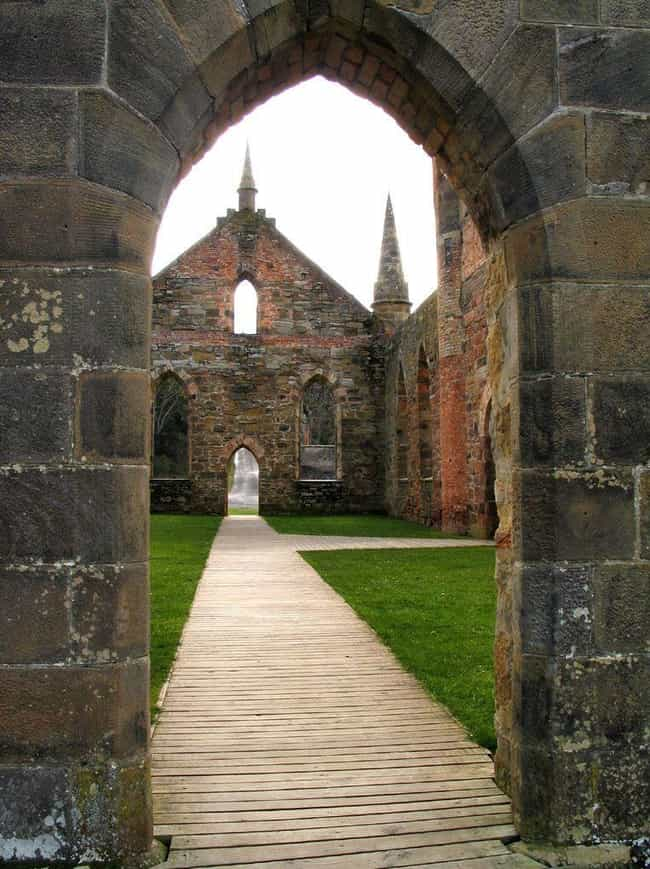 The Church Bells Ring By... is listed (or ranked) 4 on the list Port Arthur, Tasmania - The Most Haunted Town In The Southern Hemisphere
