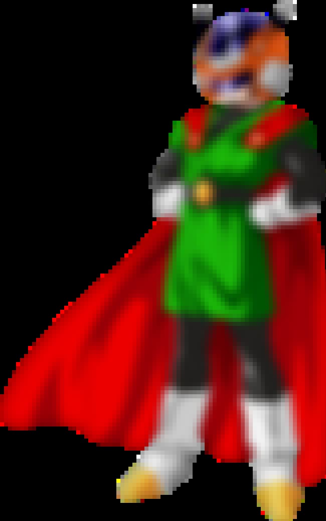 Answer: The Great Saiyaman is listed (or ranked) 2 on the list Can You Guess Who These Distorted Anime Characters Are?