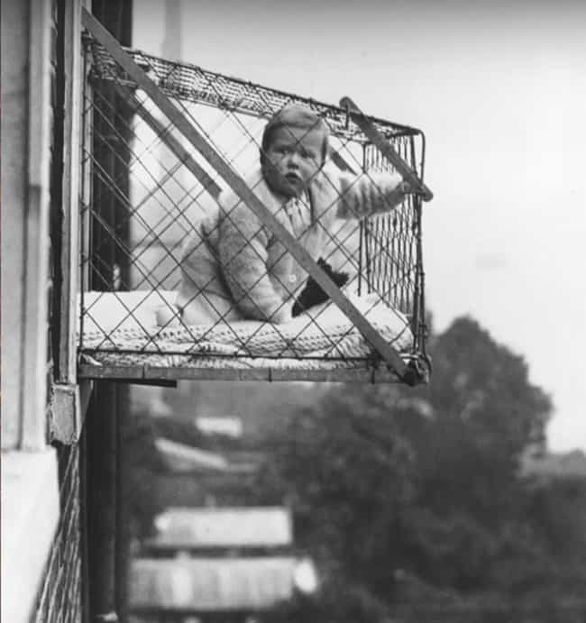 """Baby Cages Were All The ... is listed (or ranked) 1 on the list """"Baby Cages"""" Might Be The Single Worst Invention Of All Time"""