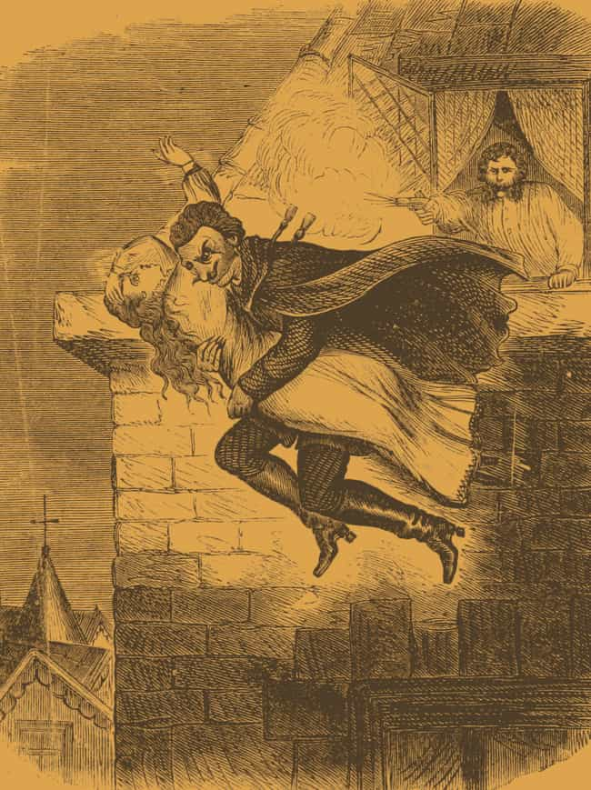 He Had Iron Claws is listed (or ranked) 2 on the list The Legend Of Spring-Heeled Jack, The Victorian Era's Most Feared Boogeyman