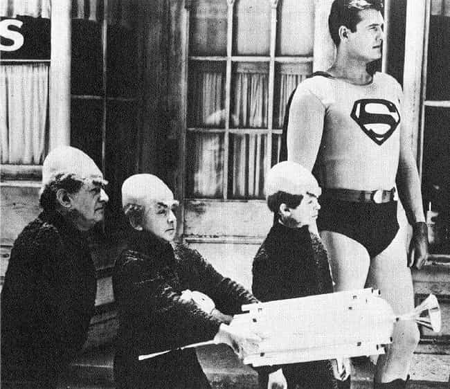 George Reeves Was The First On... is listed (or ranked) 4 on the list The Terrifying Story Behind The Infamous And Deadly Superman Curse